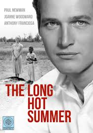 PAUL NEWMAN THE LONG HOT SUMMER
