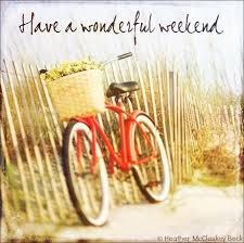 weekend wonderful