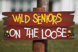 wild seniors on the loose