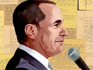 JERRY SEINFELD CARICTURE